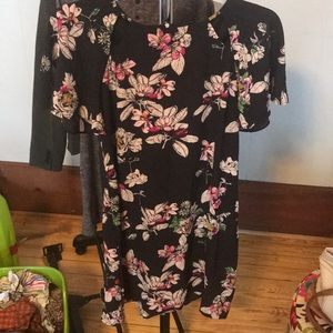 Julian Taylor Dresses - Julian Taylor flower print dress